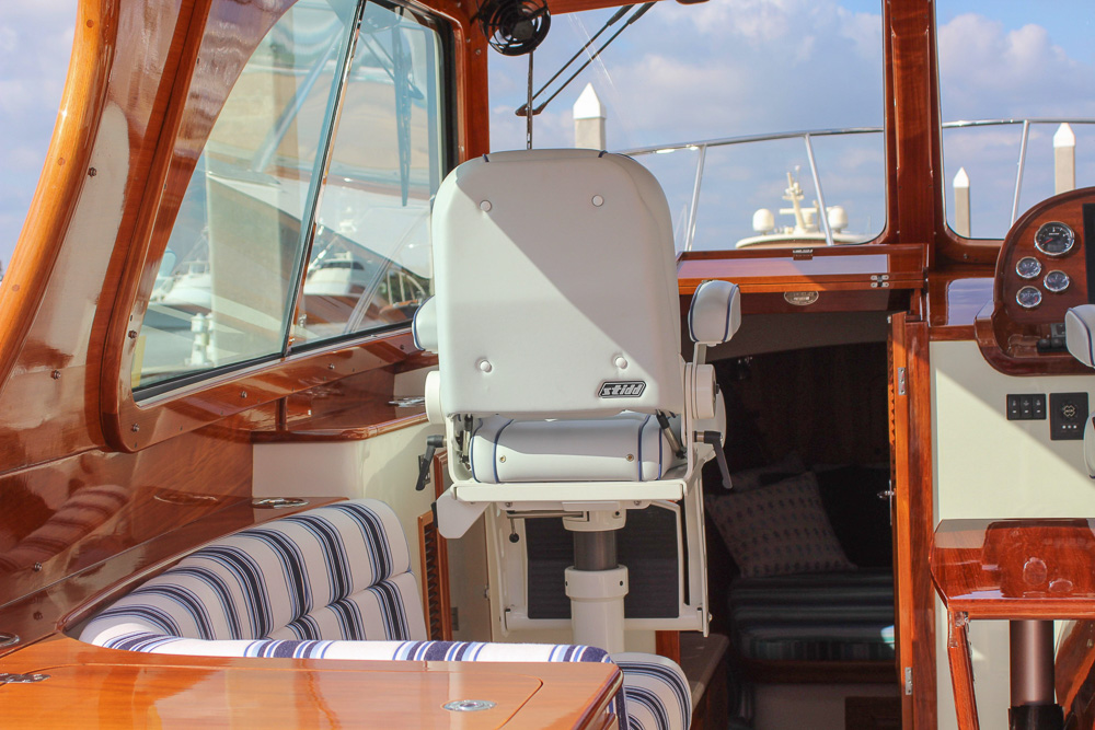 Hinckley Picnic Boat 37 Mkiii For Sale It S About Time