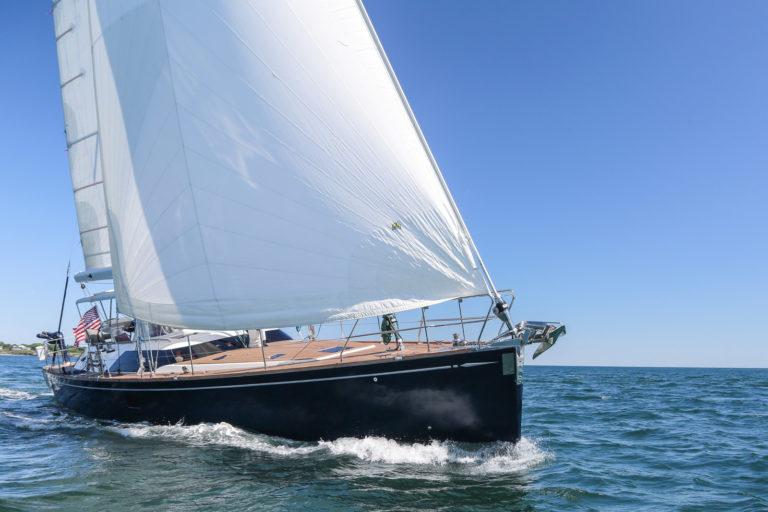 Hylas 63 Yacht Sailing